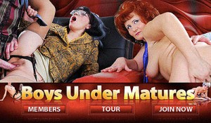 Best porn site deal for granny lovers