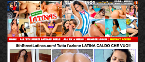 Top rated adult website reduction for latina fans.