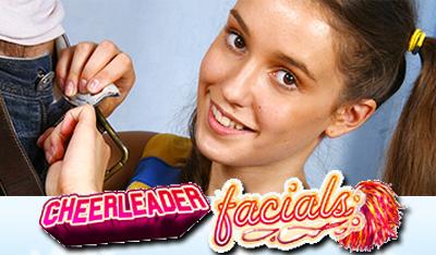 Cheerleader Facial Porn - Cheerleader Facials Discount - ThePornDiscount.com