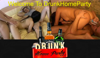 drunkhomeparty is the most interesting group sex porn site to watch stunning sex party porn scenes