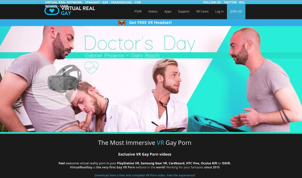 top gay porn site to enjoy good virtual hardcore flicks
