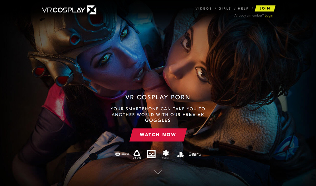 most awesome VR porn website with great 3D adult adventures