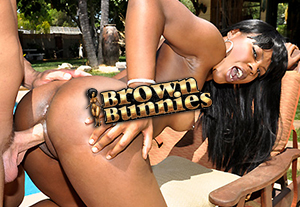 most interesting ebony porn website if you're into hot black hardcore flicks
