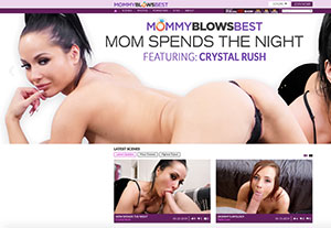 Great MILF adult site to enjoy sexy mommas blowing dicks