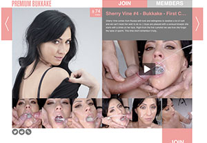 Top porn site if you like amazing bukkake stuff