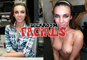 Great facial porn website to enjoy hot girls being jizzed