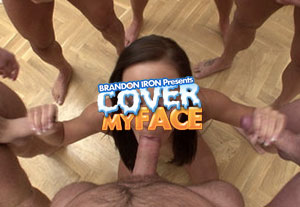 Great facial porn website for those who love cum on girls' faces