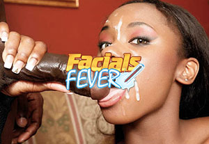 Great facial porn site to watch girls covered in cum
