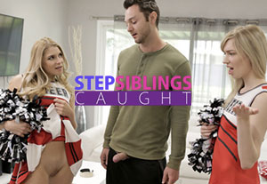 Best taboo xxx site to watch step siblings fucking hard