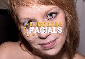 Top facial xxx website for jizzed horny faces